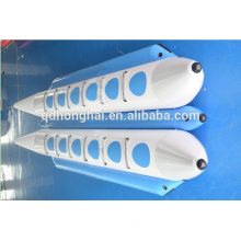 high quality 2015 New Double Lane Large Flying Banana Boat For Adults And Kids