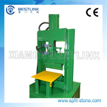 Máquina para salpicaduras de piedra de cara dividida