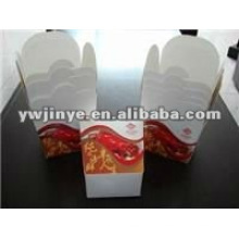 Rectangle Paper Food-pail Forming Machine