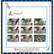 Bolsa de filtro de polvo de acrílico