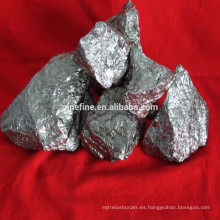 precio de proveedor de China de metal de silicio