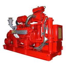 Generador diesel de la bomba de agua de 60Hz 1000kw para la lucha contra el fuego emergente