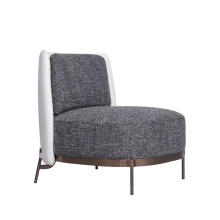 Minotti Tape Lounge Chair met armleuning