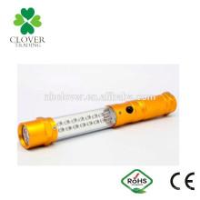 Aluminium AAA Batterie 16 + 6 LED magnetische multifunktionale LED Arbeitslicht