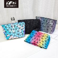 Geometric shoulder handbags large tote gift for women