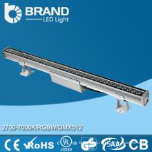 Высокое качество цвета Изменение DMX контроля стены стиральная машина RGB LED 15 * 3W стены стиральная машина