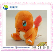 Super Cute 12cm Mini Charmander Plush Toys