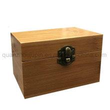 OEM High Quality Retro Wooden Gift Box