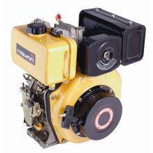 CE klein Luftgekühlter Einzelzylinder Dieselmotor (WD178)
