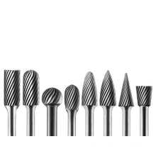 Excellent Carbide Burrs with Cutting Teeth