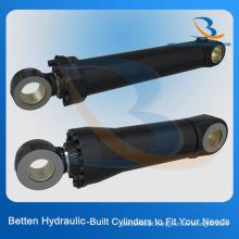 Fabricantes de cilindros hidráulicos de rodada padrão dupla atuação