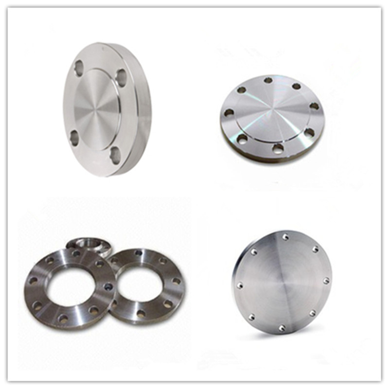 Stainless Blind Flange Big