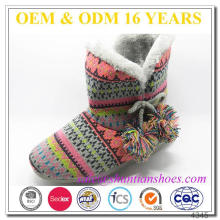 Cute Winter Women Boots With Safety Toe