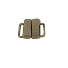 Swimwear Accessory Promotional Metal Adjuster Buckle