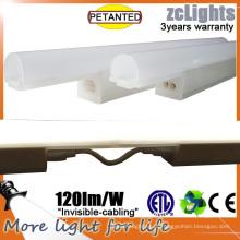 T5 LED Gabinete Luz CE RoHS 15W Cozinha Linear Gabinete Light