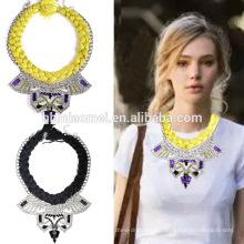 2017 stilvolle und beliebte Halskette Mode-Accessoires Modische Umwelt Diamant Halskette