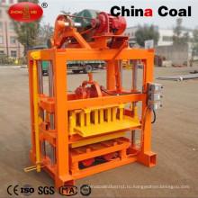 Китай Угля Qtj4-40 Кирпич Делая Машину