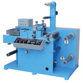 ROTARY DIE CUTTING MACHINE WITH SLITTER