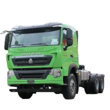 HOWO stock in Africa 90% discount HOWO t7h A7 horse euro 2 RHD Diesel Trailer Truck horse Tractor Truck Head