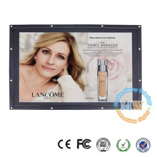 27 inch open frame TFT touchscreen LCD monitor with usb powered