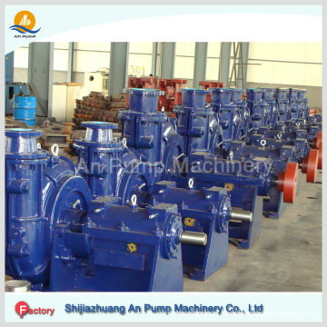 Centrifugal Zj Horizontal and Zjl Vertical Slurry Pump