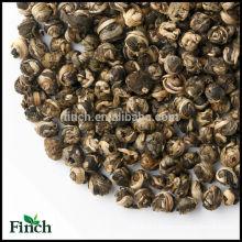 100% Handmade Yunnan High Quality Slimming Green Tea White Dragon Pearl Green Tea