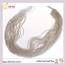 2,5 мм белого риса формы жемчужина теряют качество жемчуга нити