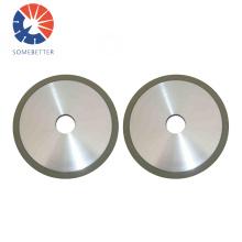1A1 Shape Lapidary Tools Ceramic Diamond Resin Abrasive Grinding Wheel