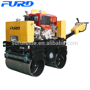 Water-cooled Diesel Compact Vibratory Tandem Road Roller (FYL-800CS)