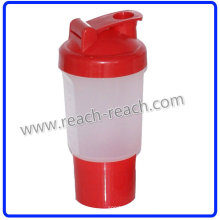 500ml Kunststoff Protein Shaker Cup (R-S047)
