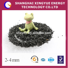 Hot sale products granulated activated carbon price in kg