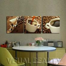 Современный домашний декор Coffee Canvas Живопись для столовой