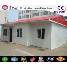 Недорогой модульный дом / легкая сталь Отличный сборный дом (JW-16240)