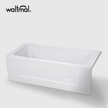 Perfect White Aleck Bath Crock