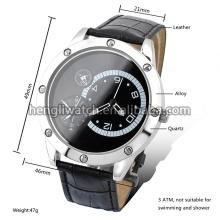 2016 novo estilo relógio de quartzo, moda liga relógio hl-bg-049