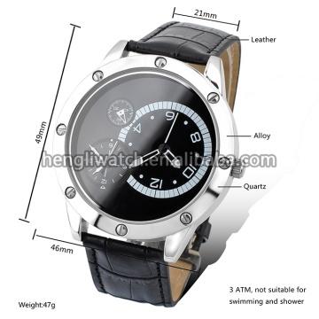 2016 nouvelle montre à quartz de style, montre en alliage de mode Hl-Bg-049