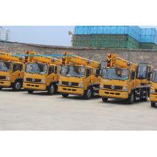 truck crane XCMG XCT8L4 8t