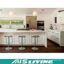 Meubles d'armoires de cuisine avec l'île de cuisine pour la vente en gros (AIS-K391)