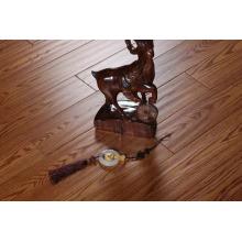 Revestimento de madeira projetado raspado carvalho da mão para o reboque (oferta de fábrica)