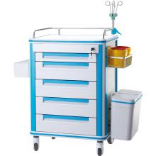 CQ-03 Emergency Room Fresh ABS Medical Trolley