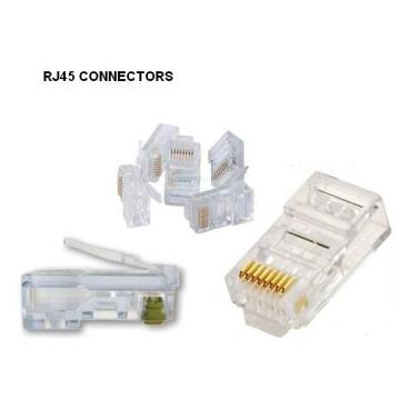 UTP Cat5e / CAT6 Conector Pass Fluke Boa Qualidade