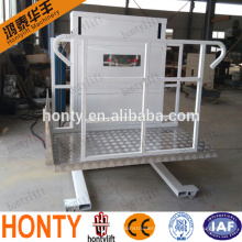 New style electric Portable handicap wheelchair ramps