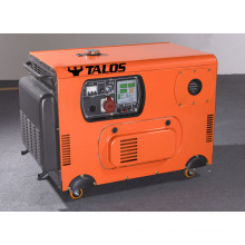Тихий дизельный генератор мощностью 10 кВт (DG15000SAT)