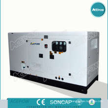 125kVA/100kw Soundproof Generator Set Power by Lovol Engine
