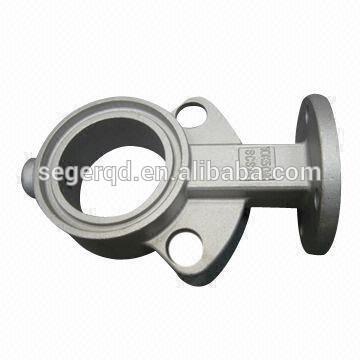 piezas de fundición de acero inoxidable de inversión de fundición a medida