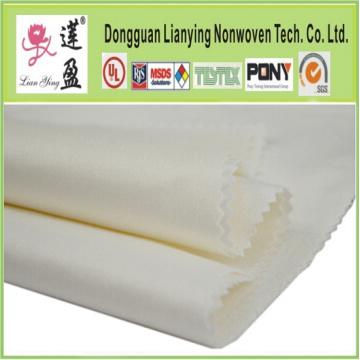 Fibre de bambou en polyester à haute qualité de haute qualité