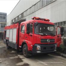 Camión de extinción de incendios de espuma de agua Dongfeng Kingrun