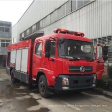 Dongfeng Kingrun water foam fire fighting truck