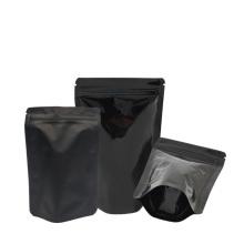 Grain Packaging Bag Coffee Bean Biscuit Packaging Self-sealing Aluminum Foil Bag