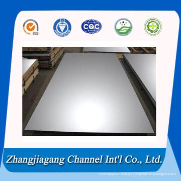 Hoja de titanio ASTM B265 Gr2